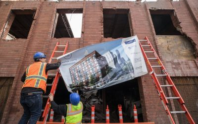 Seattle's First Opportunity Zone Development Breaks Ground in Pioneer Square