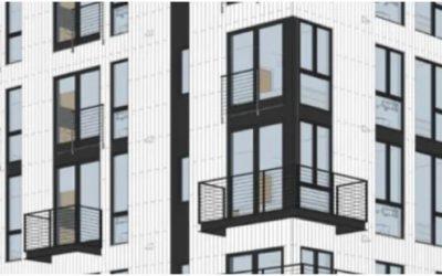 500 Broadway Passes Design Review